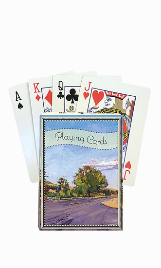 Frenchtown Playing Cards - custom box