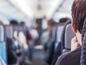 THE STRESS OF BUSINESS TRAVEL – YOUR SURPRISING FEEDBACK FROM OUR POLL