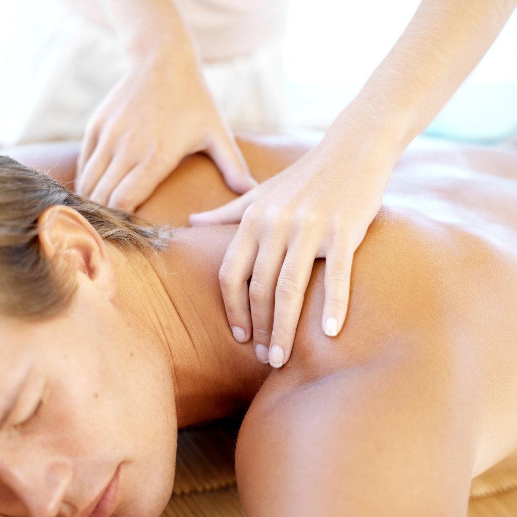 Back & Arms Massage