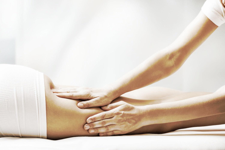 Back & Legs Massage