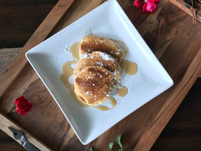 Protein Pancakes & The Power of Whole Grains