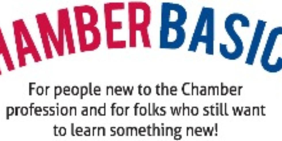 TCCE Chamber Basics (Spring)