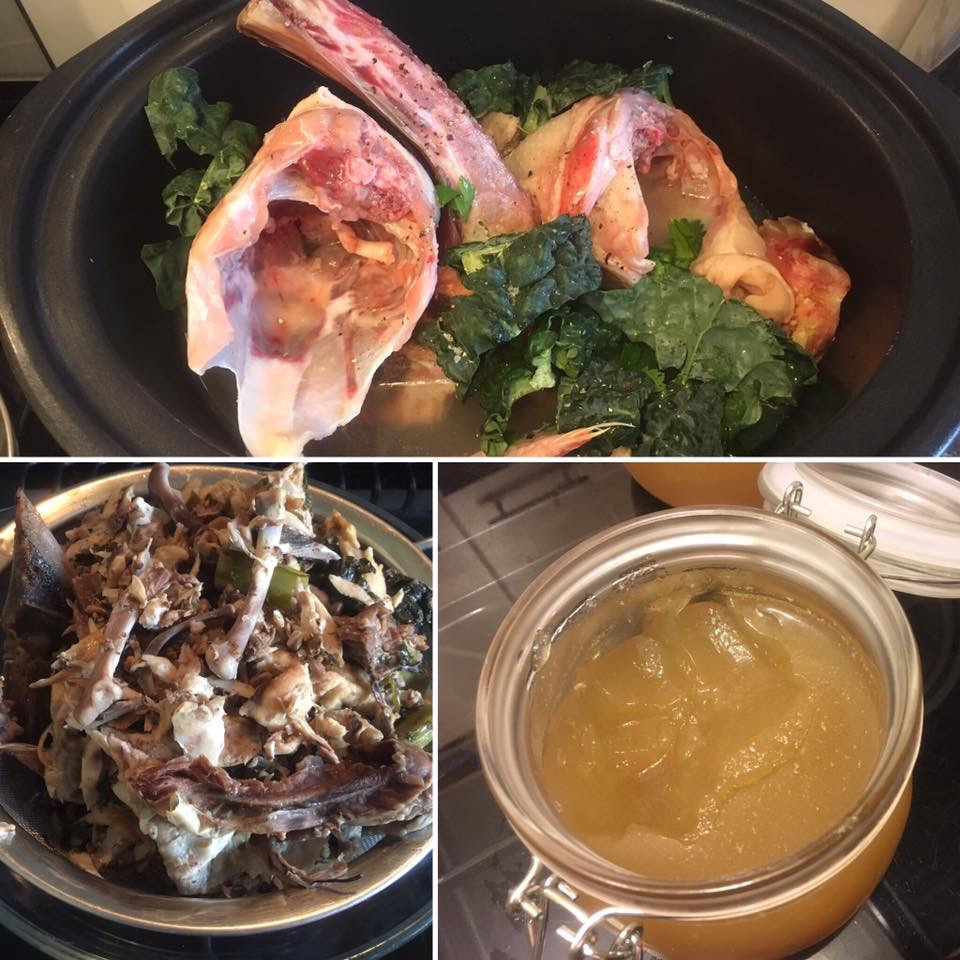 Bone Broth by the Yards