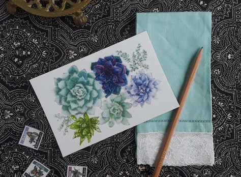 What I Learned From a Month of Sending Snail Mail