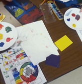Color Mixing Class