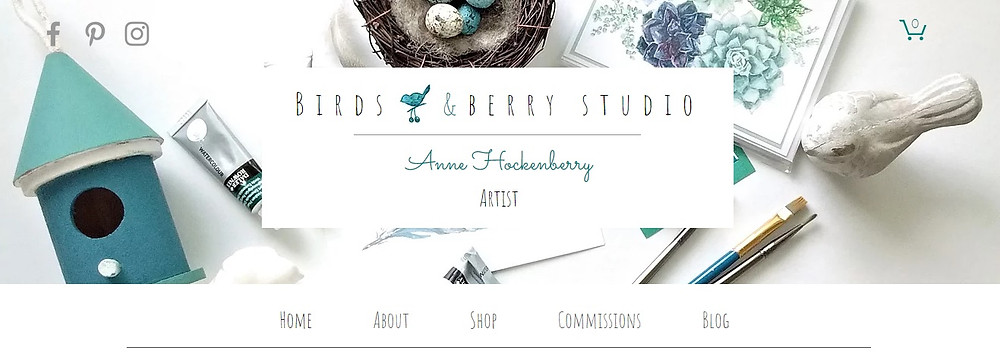 Anne Hockenberry Artist Website