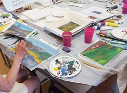 Landscape Art Class