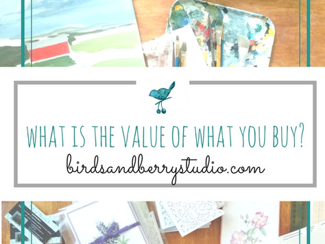 What is the True Value of What You Buy?