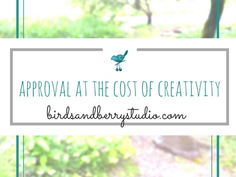 Approval at the Cost of Creativity