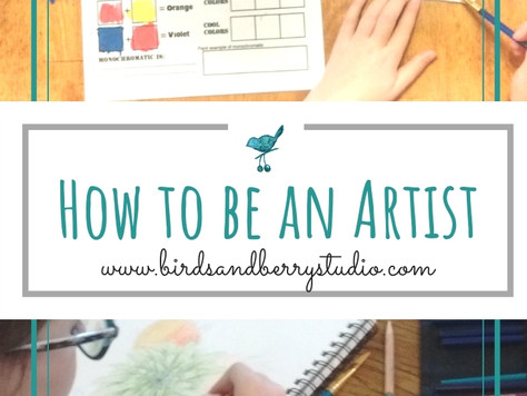 How to Find Your Inner Artist
