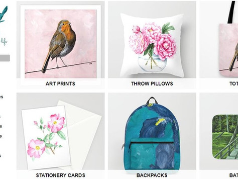 Make the Most of Shopping Birds and Berry Studio