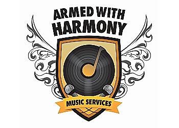 ArmedWithHarmonyMusicServices-Saskatoon-
