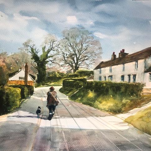 At the crossroads, Boynton