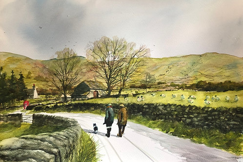 strolling the dales