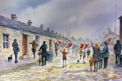 Street Footie (Original)