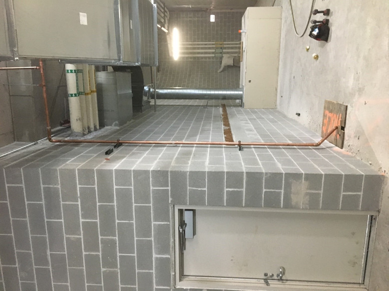 New Copper Line - Just need to tie in 19