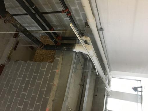 Demo'ed CMU for pipes to pass thru 19021