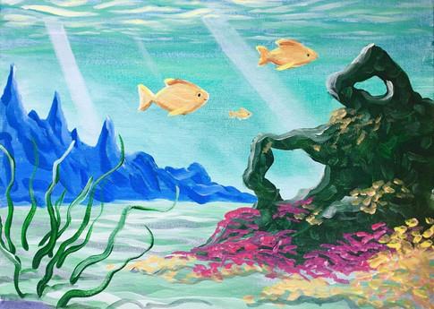 Goldfish Reef
