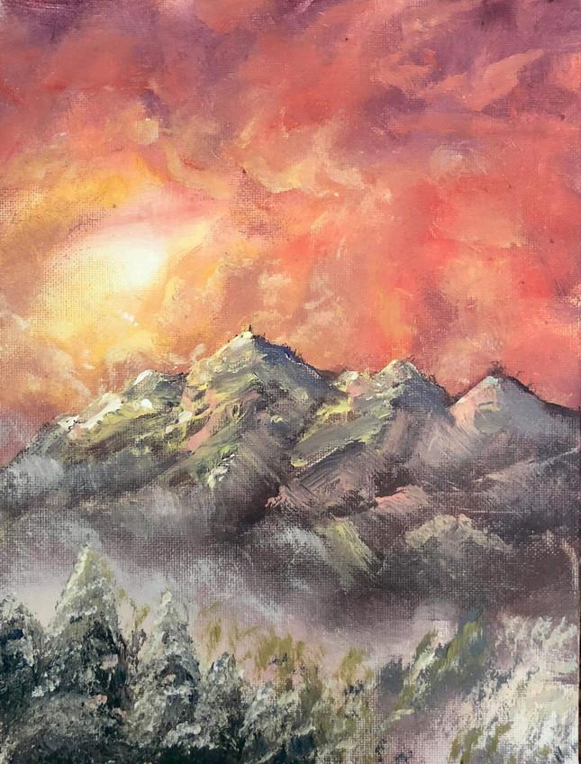 Mountains Majesty