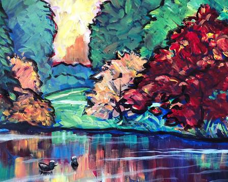 Impression Lake