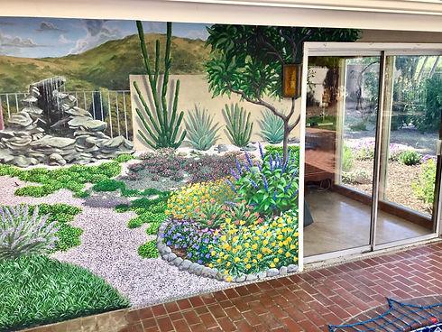 Desert Garden Backyard Mural 1.JPG