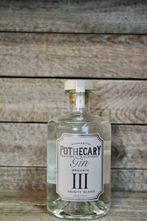 Pothecary Trinity Blend Gin