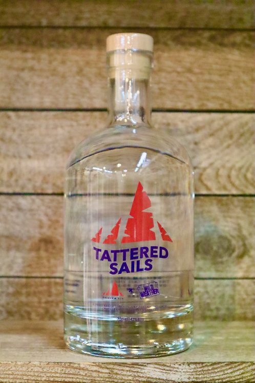 Tattered Sails Brixham Gin