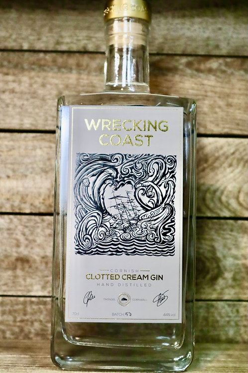 Wrecking Coast Clotted Cream Gin