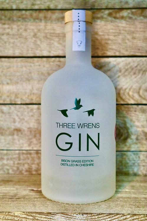 Three Wrens Bison Grass Gin