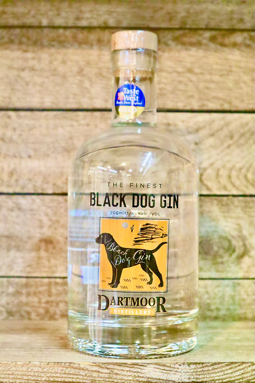 Dartmoor Black Dog Gin