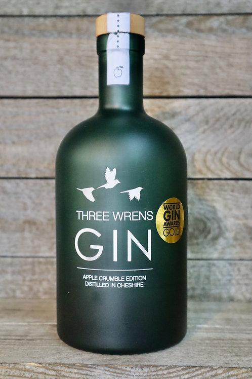 Three Wrens Apple Crumble Edition Gin