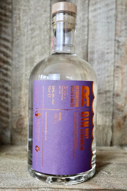 Retribution Navy Strength Gin