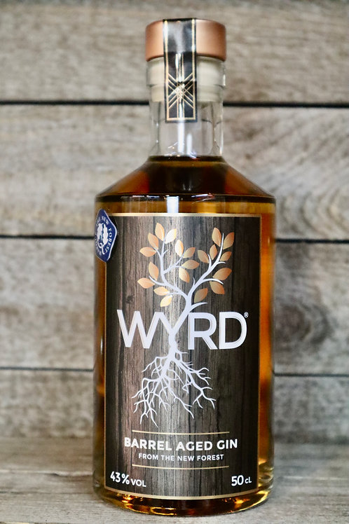 Wyrd New Oak Barrel Aged Gin