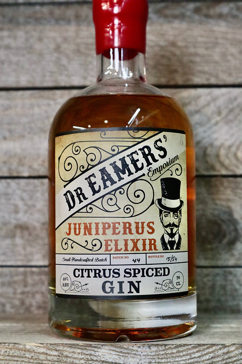 Dr Eamers Citrus Spiced Gin