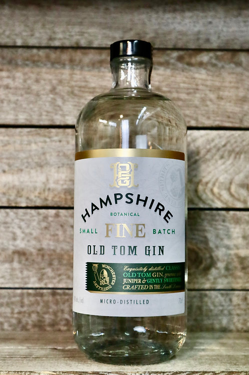Hampshire Fine Old Tom Gin