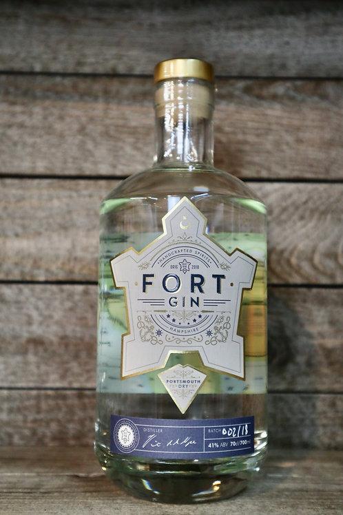 Portsmouth Distillery.    Fort Gin