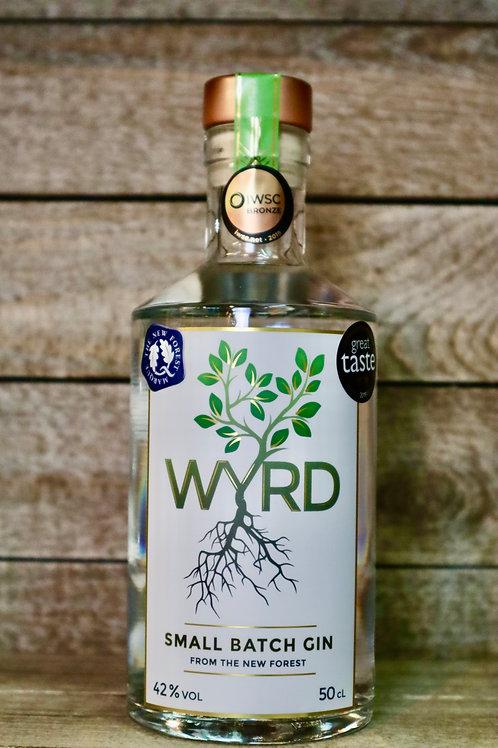 Wyrd New Forest Gin