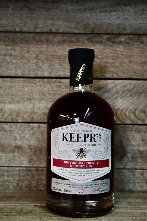Keeprs Raspberry & Honey Gin