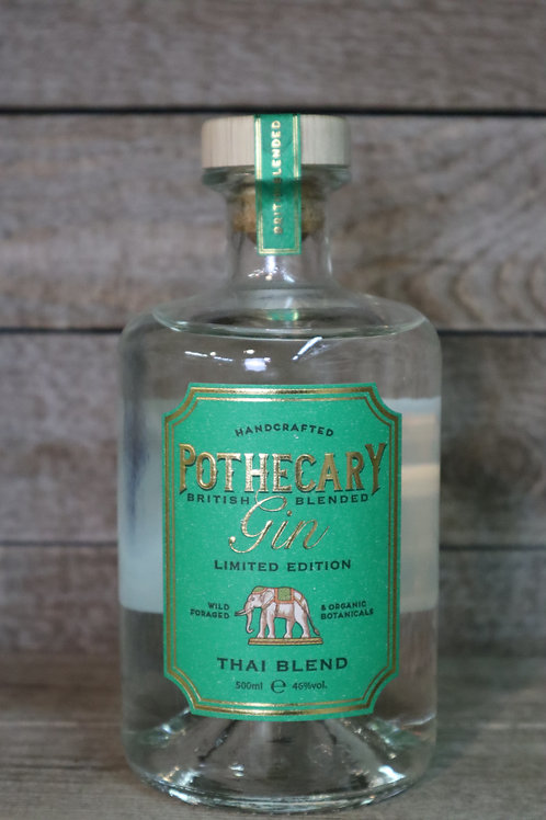 Pothecary Thai Blend Gin