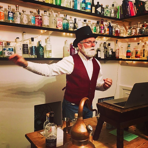Virtual Gin Tasting & Discovery Evening 5-2