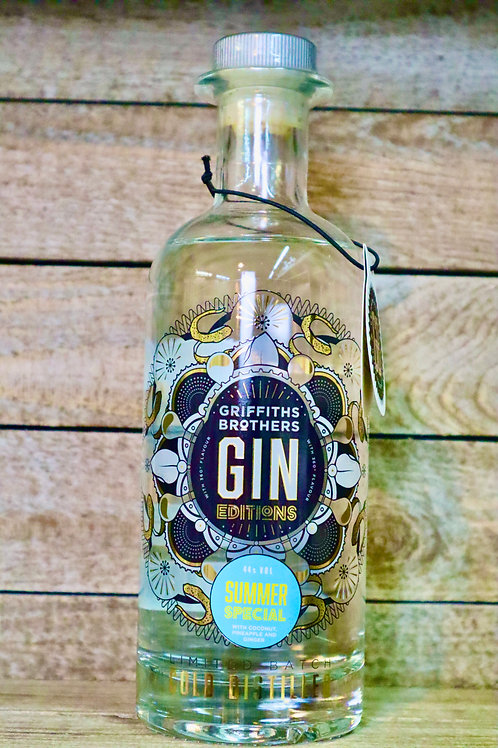 Griffiths Brothers Summer Gin