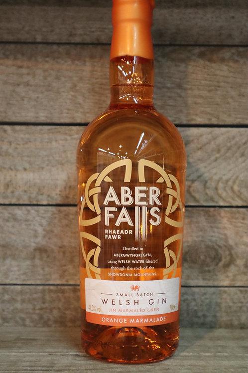 Aber Falls Welsh Marmalade Gin