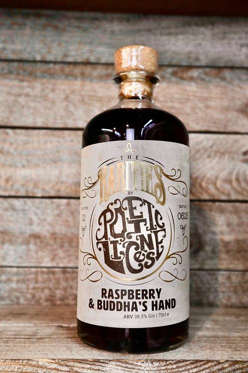 Poetic Licence Raspberry & Buddha's Hand Gin