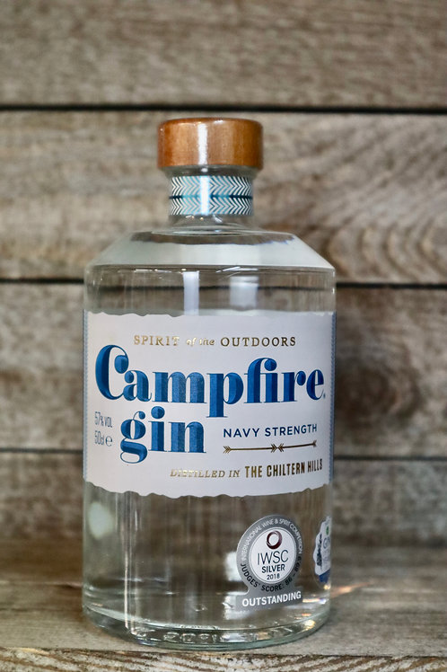 Campfire Navy Strength Gin