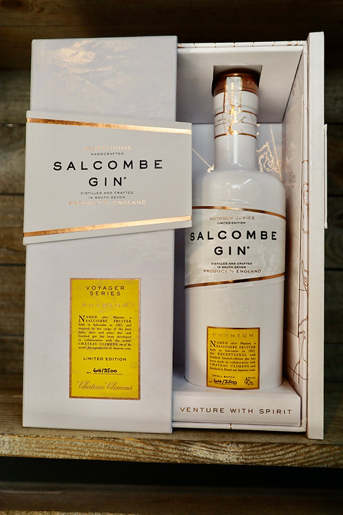 Salcombe Distillery Phantom Gin