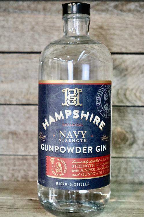 Winchester Gunpowder Navy Strength Gin