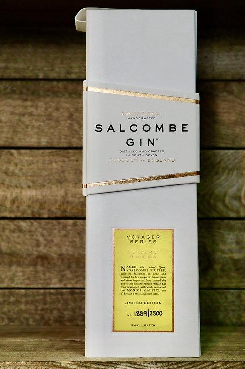 Salcombe Island Queen Gin