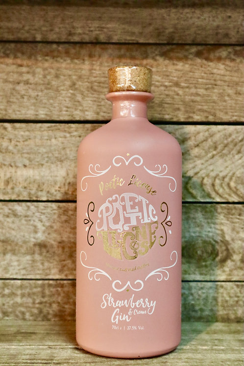 Poetic Licence Strawberry & Cream Gin