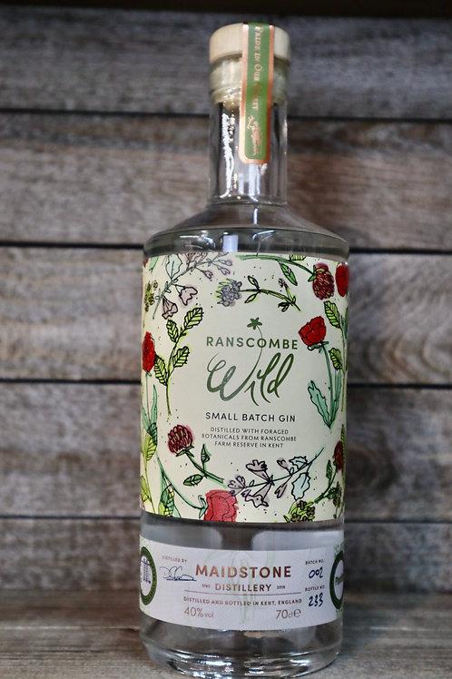 Ranscombe Wild Small Batch Gin