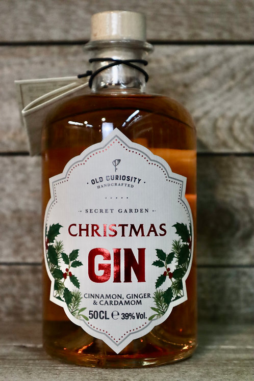 Secret Garden CHRISTMAS GIN
